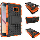 Rugged Armor Shockproof Hybrid Hard Stand Case Cover For Samsung Galaxy S8 /Plus
