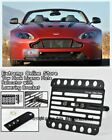 2010%2D14+For+Aston+Martin+V12+Vantage+Tow+Hook+License+Front+w%2F+Lowering+Bracket