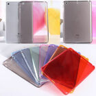 Ultra-thin Shockproof Soft Tpu Clear Silicone Case Cover For Ipad Air 2/pro Mini