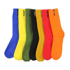 Fashion Mens Cotton Socks Solid Color British style Business Casual weekly Socks