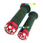 """Bar end Grips Motorcycle Hand Controls Universal For 7/8"""" Handlebar SPORTS BIKES"""