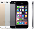 New in Box Apple iPhone 5S 16GB (GSM Factory Unlocked) 8.0MP Smartphone