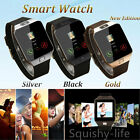 Bluetooth DZ09 Smart Watch For Android HTC Samsung iPhone iOS Camera SIM Slot UK