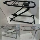"Variety Vintage Bicycle 28"" Rear Rack Black Silver For Raleigh Rudge Humber BSA"