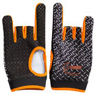 Внешний вид - HAMMER TOUGH GLOVE RIGHT HANDED BOWLING GLOVE GRAY/BLACK/ORANGE