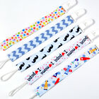 1X Baby Kids Chain Clip Holders Leash For Boy Girl Dummy Pacifier Soother Nipple