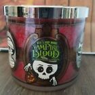 Buy 1 Get 1 50% Off Bath And Body Works Halloween 3 Wick Candles 14.5oz