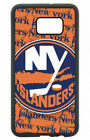 New York Islanders Phone Case For Samsung Galaxy S10 S9 S8+ S7 S6 Note 9 8 5 4 $14.95 USD on eBay