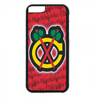 Chicago Blackhawks Phone Case For iPhone X XS Max 8 7 6 PLUS 5 4 Black TPU Cover $13.95 USD on eBay