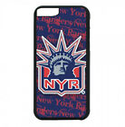 New York Rangers Phone Case For iPhone X XS Max 8 8+ 7 6 PLUS 5 Black TPU Cover $13.95 USD on eBay