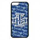 Toronto Maple Leafs Phone Case For iPhone X XS Max 8 8+ 7 6 Plus 5 4 Black Cover $13.95 USD on eBay