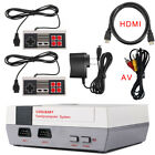 Classic TV Video Game 2 Controllers Console Retro Built-in 500 Game For NES Mini