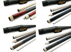 Champion ST14 Black/Brown/Grey/Wine Pool Cue Stick with 2 shafts, Black Case $62.79 USD on eBay