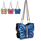 Ameiliyar  new butterfly unique shoulder bag cross body backpack clutch bag