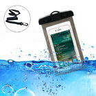 Waterproof Underwater Dry Pouch Bag Case Cover for iPhone Samsung Phones
