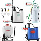 LOT Backpack Poly Gardening Sprayer Plants Pump Pest Control Equipment Tool EJG