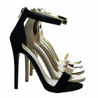 Delicious Womens Open Toe Strap High Heels #Kismet-s