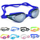Kids Children Boys Baby Girls Swimming Goggles Anti-fog Swim Adjustable Glasses