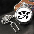 Eye of Horus Pocket Watch