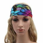 HEADBANDS~Bandana Style~ Back-Elastic~Various Prints~Great for Summer/Workout <3