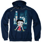 Betty Boop Square Pullover Hoodies for Men or Kids $41.6 USD