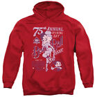 Betty Boop Betty Boop Ball Pullover Hoodies for Men or Kids $41.6 USD