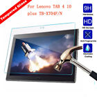 Tempered Glass Film Tablet Screen Protector For Lenovo TAB 4 10 plus TB-X704F/N