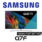 NEW Samsung Series 7 Q7 UHD QHDR1500 QLED Smart TV from AV Australia Online