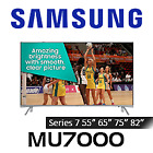 Samsung Series 7 MU7000 Premium 4K UHD HDR LED Smart TV