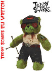 Teddy Scares Eli Wretch 12in Collectable Plush