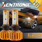 2017 All in One H11 488W 48800LM CREE LED Headlight Kit Light Bulbs 6000K White $22.97 CAD on eBay