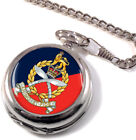 Gurkha Staff and Personnel Support Branch Full Hunter Pocket Watch