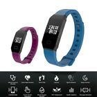 WP105 Blood Pressure Oxygen Heart Rate Monitor Fitness Smart Bracelet Wristband