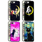 Sailor Moon Phone Case Fit for iphone Xs Max Xr X/8/5/6/7 plus Cover