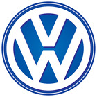 VW Volkswagen Decal Sticker Self Adhesive Vinyl