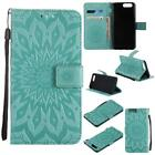 Leather Wallet Cards Holder Stand Case Cover Flip For Various Phone