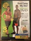 Gold's Gym DVD Boot Camp My Abs 3 Workouts
