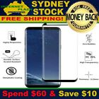 Full Cover 4D Tempered Glass Screen Protector Samsung Galaxy S8 Plus