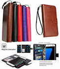 2 In1 Leather Wallet Case With Detachable Magnetic Hard Cover For iphone 6,6s,6+