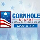 Patriotic Monuments Themed Specialty Custom Cornhole Bags - Set of 8