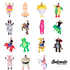 BODYSOCKS - INFLATABLE RIDE ME ADULT BLOW UP CARRY ON FANCY DRESS COSTUME