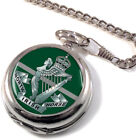 North Irish Horse Full Hunter Pocket Watch (Optional Engraving)