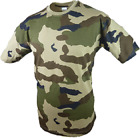 Camotex Force T-Shirt homme camouflage
