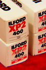 ILFORD XP2  ISO 400  120 Black & White FILM  PROCESSES WITH COMMON C-41 COLOR