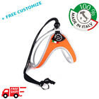 """DOG HARNESS FOR SMALL DOGS REFLECTOR 100% Italy TRE PONTI """"WORK IN PROGRESS"""""""