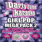 Party Tyme Karaoke Girl Pop Mega Pack 2 - Fast Shipping - Brand New!