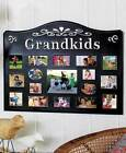 Grandchildren Collage Photo Frames Holds 17 Pictures Family or Grandkids