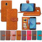 Slot Flip Fashion Leather Stand Wallet Card Holder Case Cover For Various Phone