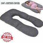 Full Body Pillow Pregnancy Maternity Comfort Support U /C /E Shape Designed VP