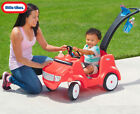 Little Tikes Quiet Drive Buggy - Red